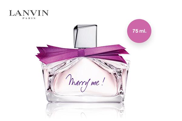 LANVIN Marry Me edp. 75 ml. เพียง 1,690 บาท -ส่งฟรี (ปกติ 3,800 บาท)