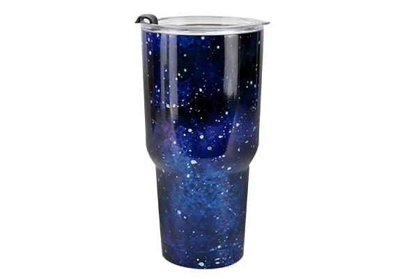 แก้วน้ำสแตนเลส เก็บร้อน-เย็น Galaxy 30oz. เพียง 390 บาท (ปกติ 990 บาท)