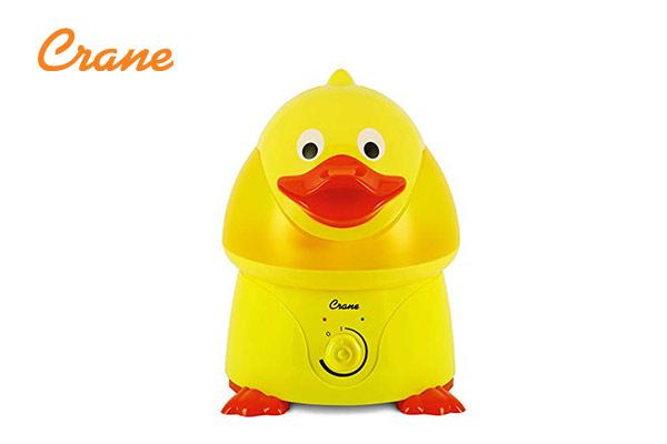 Crane Adorable Humidifier เครื่องเพิ่มความชื้น รุ่น Duck เพียง 3,090 บาท จากปกติ 4,430 บาท - ส่งฟรี
