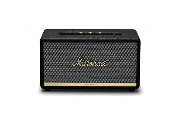 Marshall STANMORE Bluetooth II Black ลำโพงแนววินเทจ เพียง 17,000 บาท จากปกติ 17,990 บาท