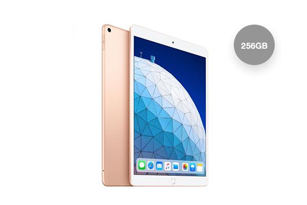 Apple iPad Air 10.5 inch Wi-Fi + Cellular 256GB Gold เพียง 27,400 บาท