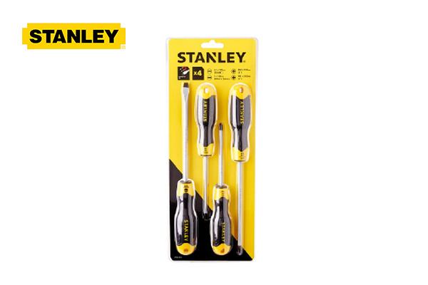 STANLEY ไขควง 4 ตัว/ชุด รุ่น SSTT65-199 เพียง 499 บาท จากปกติ 699 บาท